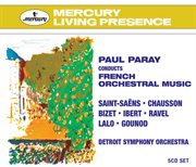 Paul paray conducts french orchestral music cover image