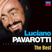 Luciano pavarotti - the best cover image