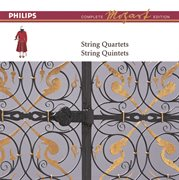 Mozart: the string quintets (complete mozart edition) cover image