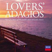 Lovers' adagios cover image