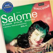Strauss, r: salome cover image