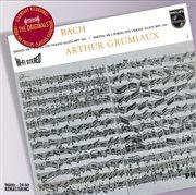 Bach: sonatas & partitas for solo violin cover image