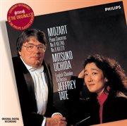 Mozart: piano concertos nos.8 & 9 cover image