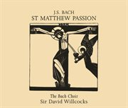 Bach, j.s.: st. matthew passion cover image