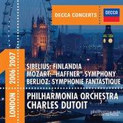 Berlioz: symphony fantastique etc cover image