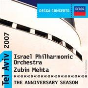 Israel philharmonic - the anniversary season cover image