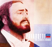Pavarotti studio albums cover image