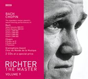 Richter the Master - Bach & Chopin