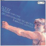 Lully: pieces de symphonie cover image