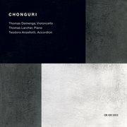 Bach, Chopin, Fauř: Chonguri