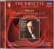 Mozart: piano concertos nos.20 & 27 cover image