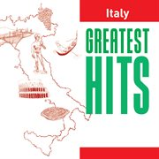 Italy greatest hits cover image