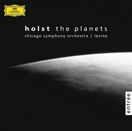 Cover image for Holst: The Planets / Vaughan Williams: Fantasia on Greensleeves; Fantasia on a Theme by Thomas Falli