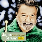 James galway - wings of song cover image