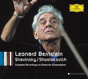 Stravinsky / shostakovich cover image