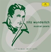 Fritz wunderlich: musical pearls cover image