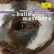 Verdi: un ballo in maschera cover image