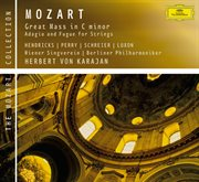 "Mozart, W.A.: Mass No. 18, ""Great"" / Adagio And Fugue, K. 546 (Hendricks, Perry, P. Schreier, Wiener Singverein, Berlin Philharmonic, Karajan)"