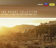 The Mozart collection cover image