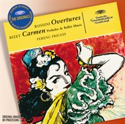 Rossini: overtures; bizet: carmen-suite