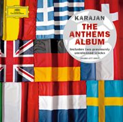 Karajan - the european anthem & national anthems cover image