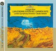 Bizet: l'arlesienne suites nos.1 & 2 / carmen suite no.1 cover image