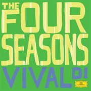 Vivaldi: the 4 seasons cover image