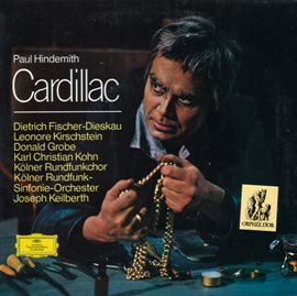 Cover image for Hindemith: Cardillac; Mathis der Maler (Excerpts)