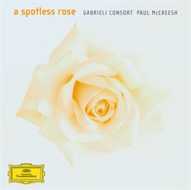 Cover image for A Spotless Rose