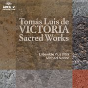 Victoria: sacred works cover image