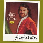 Handel: arias cover image