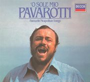 O sole mio: [Italian arias, songs & mandolins] cover image
