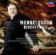 Mendelssohn discoveries cover image