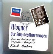 Wagner: der ring des nibelungen cover image