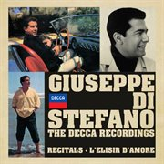 Giuseppe di stefano - the decca recordings cover image