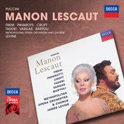 Puccini: manon lescaut cover image