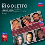 Verdi: rigoletto cover image
