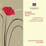 Schubert: the symphonies vol.1 cover image