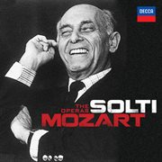 Solti - mozart - the operas cover image