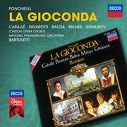 Ponchielli: la gioconda cover image