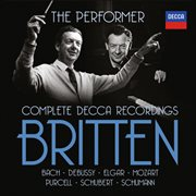 Britten The performer cover image