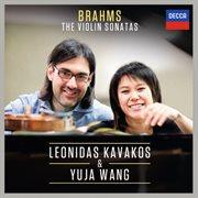 The violin sonatas cover image
