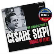 The romantic voice of cesare siepi: songs of italy cover image