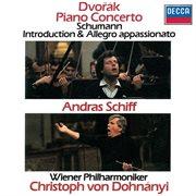 Dvorák: piano concerto / schumann: introduction & allegro appassionato cover image
