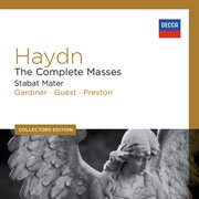 Haydn: the complete masses; stabat mater cover image
