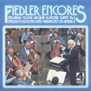 Fiedler encores cover image