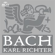 Bach: advent and christmas cantatas cover image