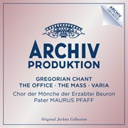 Gregorian chant - the office - the mass - varia cover image