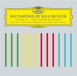Cover image for Recomposed By Max Richter: Vivaldi, The Four Seasons