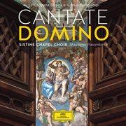 Cantate domino - la cappella sistina e la musica dei papi cover image